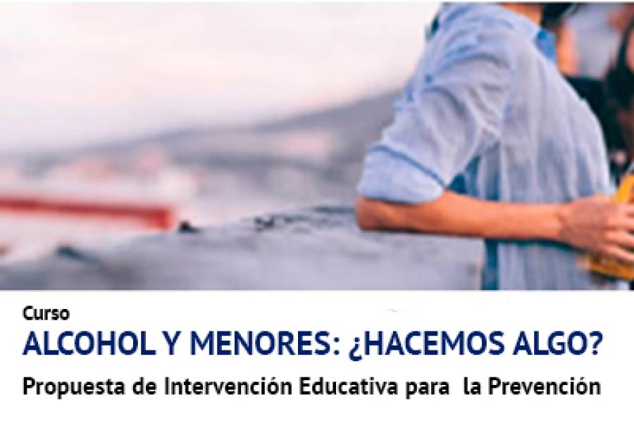 curso alcohol y menores