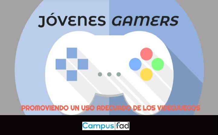 jovenes gamers