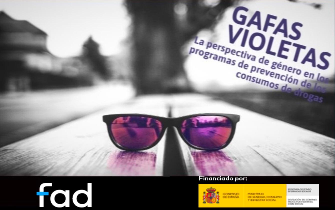 Curso gafas violeta campus FAD