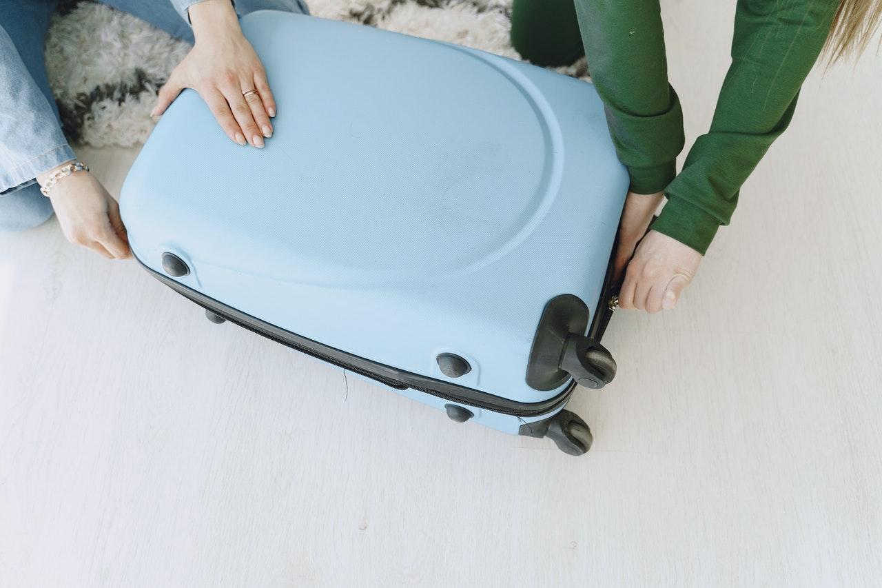 maletas conectadas